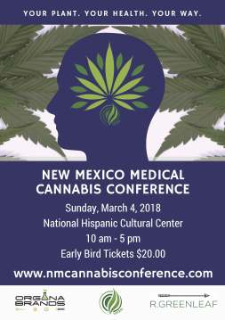 Final NM Medical Cannabis Conference CHRONICLE (2)